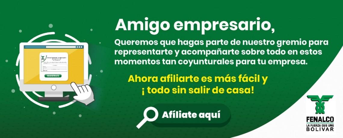 AFILIACIONES FENALCO BOLIVAR