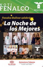 NOCHE DE LOS MEJORES FENALCO BOLIVAR, NOTIFENALCO, ENTES TERRITORIALES,